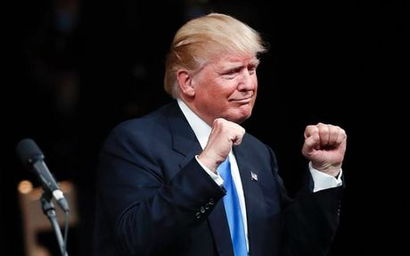 Trump se lam gi trong 100 ngay dau nhiem ky? - Anh 1