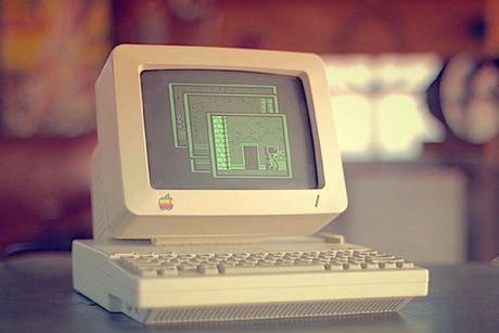 May tinh Apple co duoc cap nhat HDH sau 23 nam - Anh 1