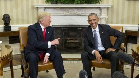Ong Obama hua het minh ung ho ong Trump - Anh 1