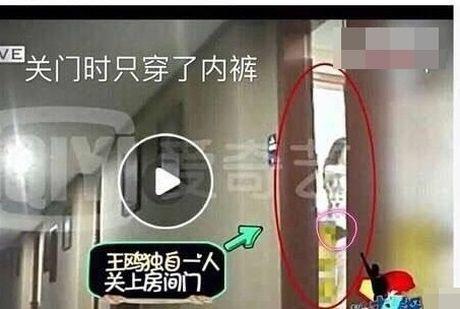 Lo video Luu Khai Uy 'doc kich ban' voi ban dien mac noi y - Anh 1