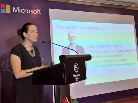 Microsoft ra mat Windows Server 2016 va System Center 2016 tai Viet Nam - Anh 1