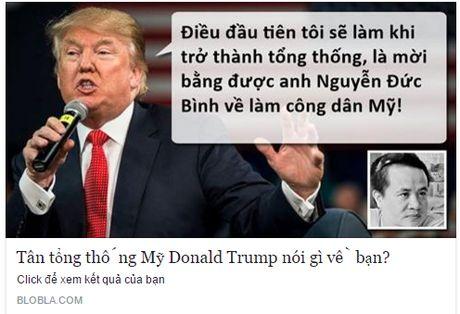 Tong thong dac cu Donald Trump 'noi gi ve ban'? - Anh 6