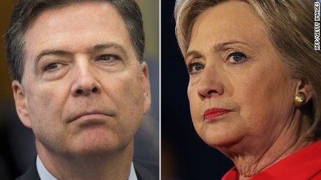 FBI la nguyen nhan khien Hillary Clinton that bai khi tren da chien thang ? - Anh 1