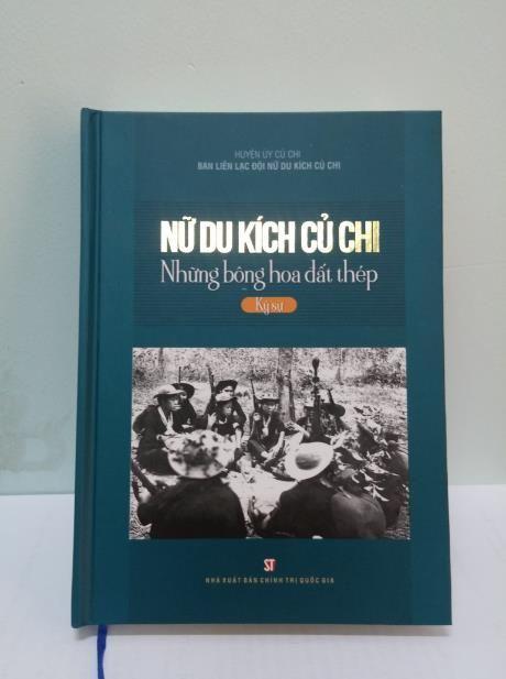H. Cu Chi, TP.HCM: Gioi thieu phat hanh ky su 'Nu Du kich Cu Chi – Nhung bong hoa dat thep' - Anh 1