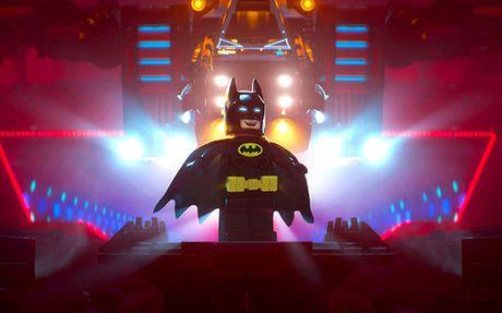 The Lego Batman movie – su tro lai cua Batman ti hon - Anh 1