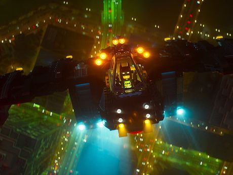 The Lego Batman movie – su tro lai cua Batman ti hon - Anh 2