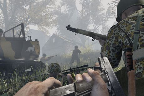 Canh chien tranh nhu that trong game quan su Heroes & Generals - Anh 2