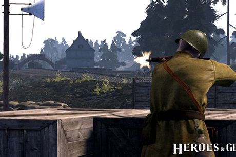 Canh chien tranh nhu that trong game quan su Heroes & Generals - Anh 4