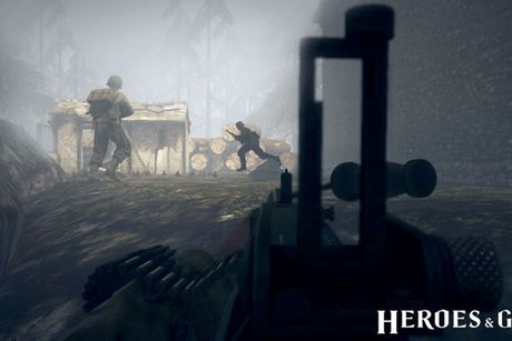 Canh chien tranh nhu that trong game quan su Heroes & Generals - Anh 5