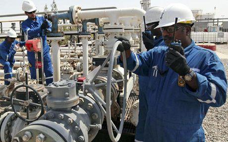 OPEC: San luong khai thac dau thang 10 lai dat muc ky luc - Anh 1