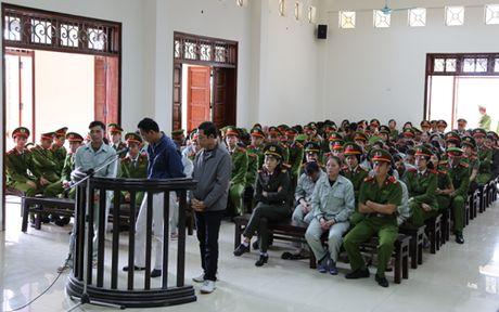 Tuyen an doi voi hon 100 bi cao trong vu danh bac o Quang Ninh - Anh 1