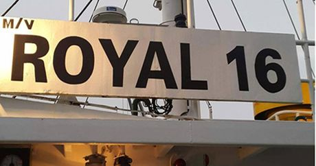 Thong tin chinh thuc ve vu tau Royal 16 bi cuop bien tan cong - Anh 1