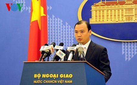 Bo Ngoai giao thong tin ve 6 thuyen vien nghi bi bat coc o Philippines - Anh 1