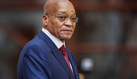 Nam Phi keu goi ngung tien hanh cong kich Tong thong Jacob Zuma - Anh 1