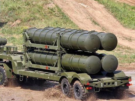 Ten lua S-500 se bao ve Nga truoc vu khi sieu thanh va ICBM - Anh 1