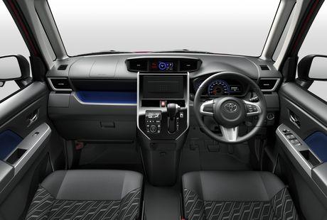 Bo doi Toyota Roomy va Tank minivan ra mat tai Nhat Ban - Anh 7
