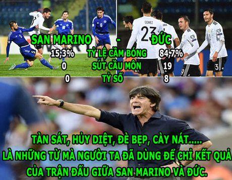 HAU TRUONG (12.11): Messi va Neymar 'huynh de tuong tan' - Anh 1
