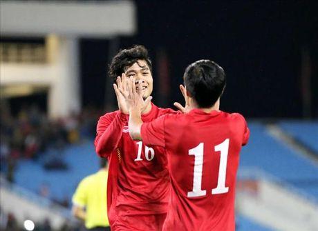 Viet Nam vs Avispa Fukuoka: Cong Phuong se da chinh? - Anh 1