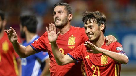 02h45 ngay 13/11, Tay Ban Nha vs Macedonia: Dao choi tren san nha - Anh 4