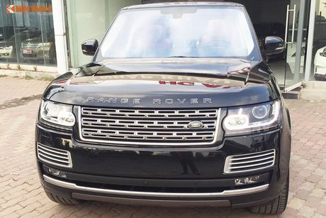 Can canh Range Rover SVAutobiography hon 10 ty tai VN - Anh 1