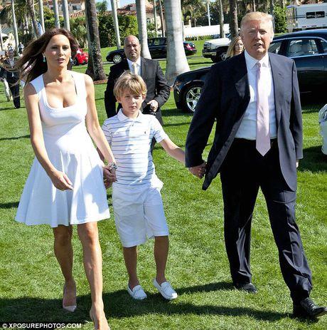 Anh dang yeu cua cau ut banh trai nhat nha ong Donald Trump - Anh 7