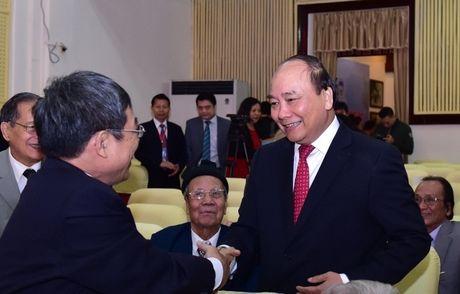 Thu tuong: Dai hoc Kinh te quoc dan can co uoc mo lon va buoc di tao bao - Anh 2