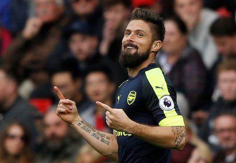 Ca AC Milan va Napoli deu quan tam tien dao cua Arsenal - Anh 1