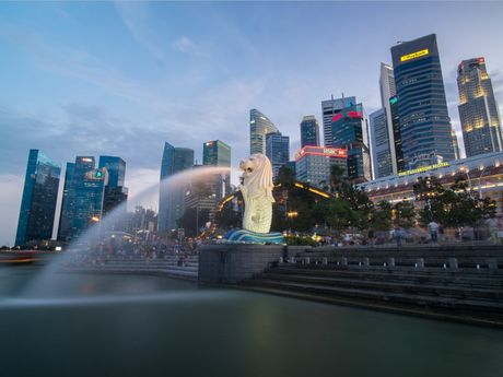 Singapore - Thanh pho tot nhat cho nguoi nuoc ngoai - Anh 1