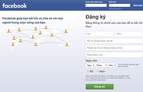 Facebook gap su co, bao nham tai khoan nguoi song thanh da chet - Anh 1