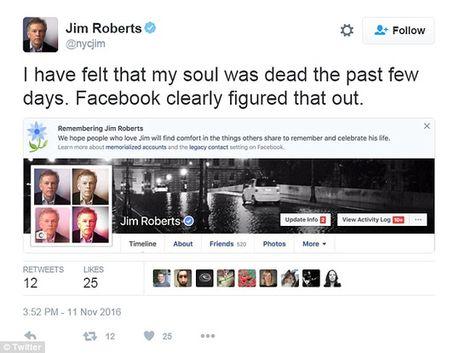 Mark Zuckerberg bi bao tu tren Facebook - Anh 4