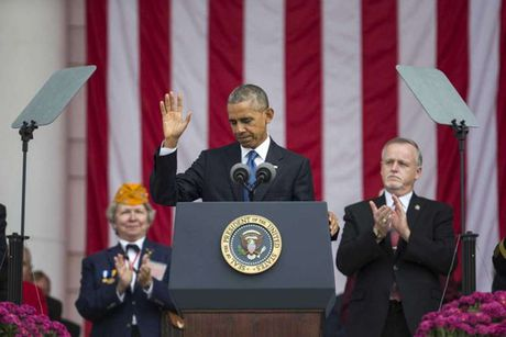 Chinh quyen Obama chinh thuc giao so phan TPP cho ong Trump - Anh 1