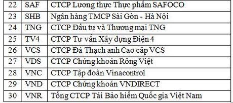 HNX vinh danh 10 doanh nghiep tien bo nhat trong CBTT va 30 doanh nghiep minh bach nhat - Anh 3