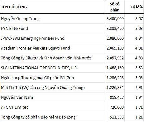 Nha Da Nang quyet dinh mua 2,5 trieu co phieu quy - Anh 2