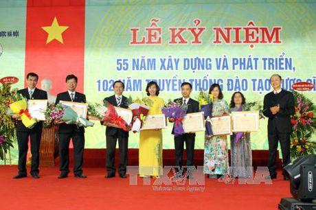 Truong Dai hoc Duoc Ha Noi ky niem 55 nam thanh lap - Anh 2