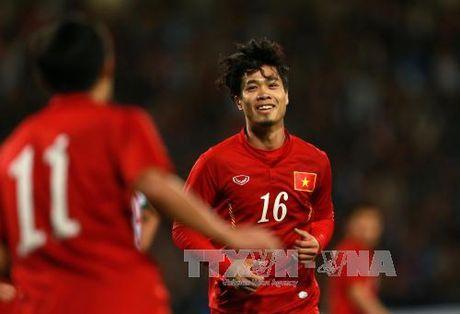 Tuyen Viet Nam hoa 0 - 0 voi Avispa Fukuoma: Thuoc chua du lieu - Anh 1