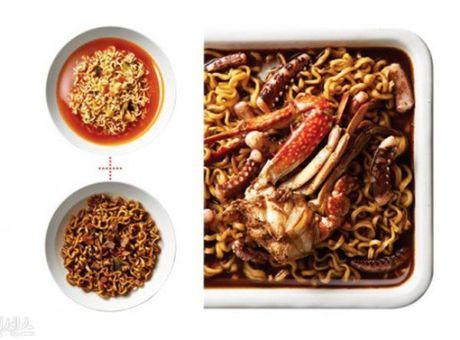 10 mon my ramen dac biet cua nguoi Han - Anh 2
