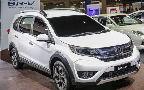 Honda BR-V mau SUV gia re se 'khuynh dao' thi truong trong nuoc? - Anh 1