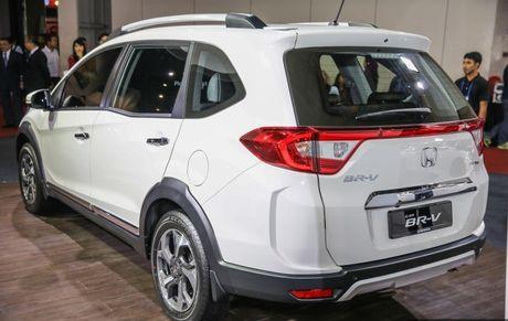 Honda BR-V mau SUV gia re se 'khuynh dao' thi truong trong nuoc? - Anh 2