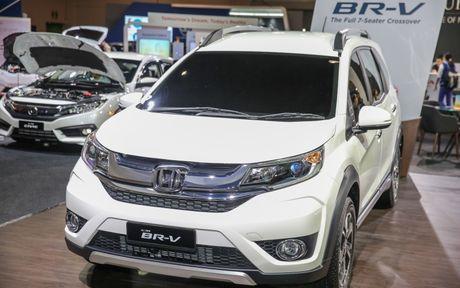 Honda BR-V mau SUV gia re se 'khuynh dao' thi truong trong nuoc? - Anh 4
