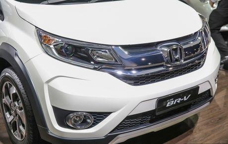 Honda BR-V mau SUV gia re se 'khuynh dao' thi truong trong nuoc? - Anh 5