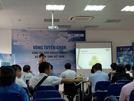 Da Nang: Hon 30 Startups tham du Tang toc khoi nghiep iAngel - Anh 1