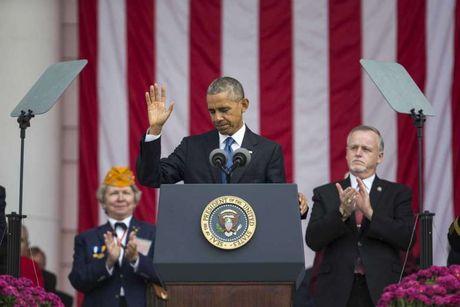 Obama se gap Tap Can Binh tran an ve Trump, giai thich ve TPP voi 11 doi tac - Anh 1