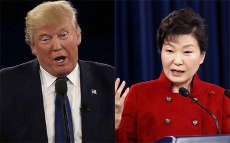 Cu dien thoai tran an Han Quoc cua Donald Trump - Anh 1
