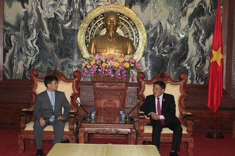 Pho Chanh an TANDTC Nguyen Van Thuan: Tiep xa giao Giao su quan ly chung Vien nghien cuu va dao tao tu phap Toa an toi cao Han Quoc - Anh 1