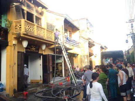 Quang Nam: Mot ngoi nha co o Hoi An phat hoa - Anh 1