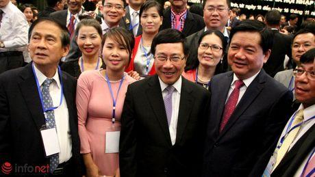 Pho Thu tuong Pham Binh Minh: Dat nuoc rat can tri thuc, tri tue cua Kieu bao - Anh 1