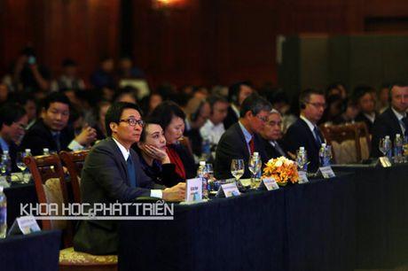 Khai mac ngay hoi khoi nghiep doi moi sang tao Viet Nam 2016 - Anh 1