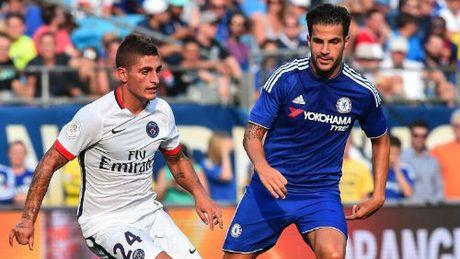 """Chelsea: """"Pirlo moi"""" = Fabregas + 50 trieu euro - Anh 1"""
