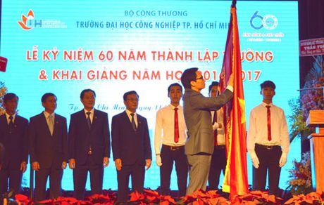 Ky niem 60 nam thanh lap DH Cong nghiep TPHCM - Anh 1
