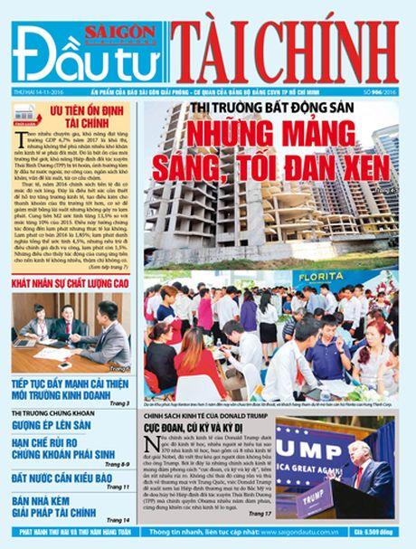 Don doc DTTC phat hanh sang thu hai 14-11 - Anh 1